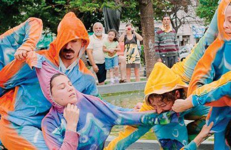 Centro Cultural escenalborde lleva la danza contemporánea al sur del país
