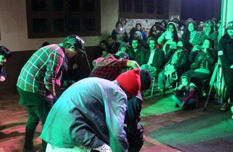 Festival artístico destacó el talento de jóvenes angelinos