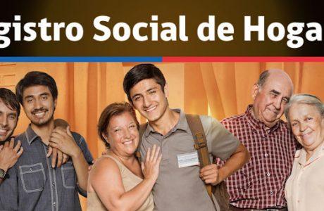 Realizan llamado a actualizar datos de Registro Social de Hogares en Los Ángeles