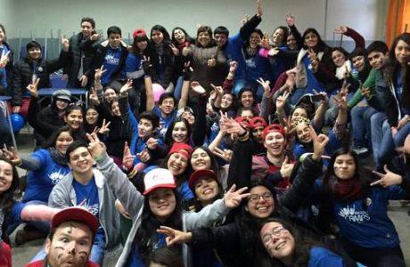 Estudiantes de la Provincia vivieron el inglés en un nuevo Winter Camp