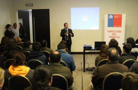 OMIL de Los Ángeles encabezó exitoso 4to Encuentro Empresarial de 2016