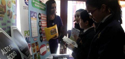 Feria del Corazón del CESFAM Sur enfatizó en la promoción y prevención de la salud