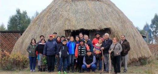 Mapuches y pehuenches participaron de II Encuentro Regional de Turismo Originario