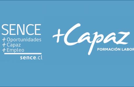 Cursos +Capaz: Quedan más de 4.500 cupos en toda la Región