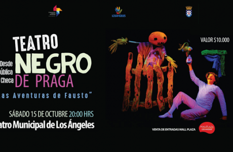 Teatro Negro de Praga: Espectáculo internacional llega por primera vez a Los Ángeles
