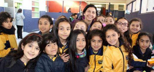 CESFAM Dos de Septiembre educa en autocuidado de la salud a estudiantes