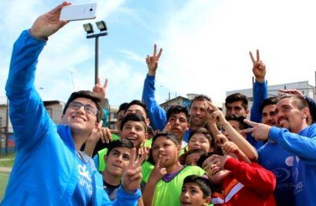 Colegio Ruiseñor ganó campeonato de futbolito interescolar del CESFAM Sur