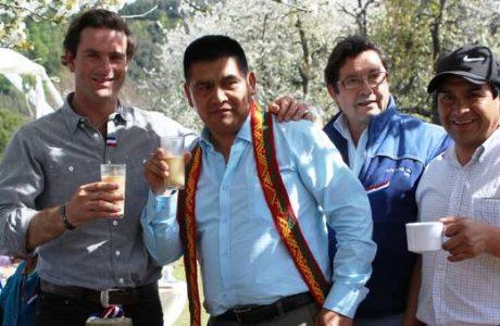 Alianza permitirá acceso a agua potable a más de 1.000 comuneros pehuenches en Alto Biobío