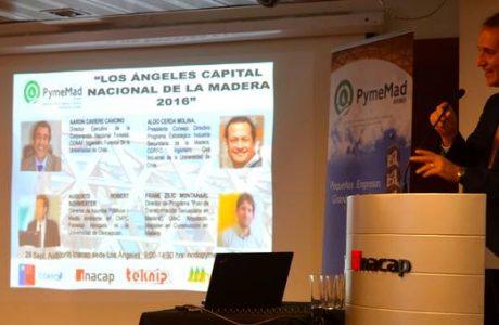 Pymes buscan posicionar a Los Ángeles como capital maderera del país