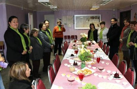 Alumnas de CeMujer deleitaron con apetitosa muestra de repostería y cocina