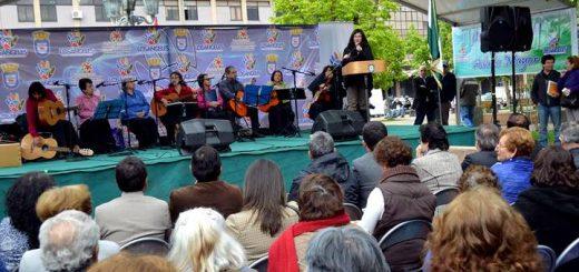 Con éxito de convocatoria se desarrolló primera jornada de la Expo Adulto Mayor Los Ángeles