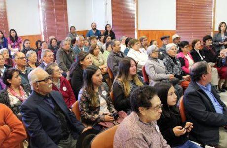 """Arteterapia"" fue la invitada especial a V Jornada del Adulto Mayor"
