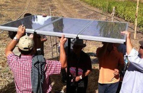En Chillán realizarán curso de energía solar destinado a  reducir costos energéticos en la agricultura
