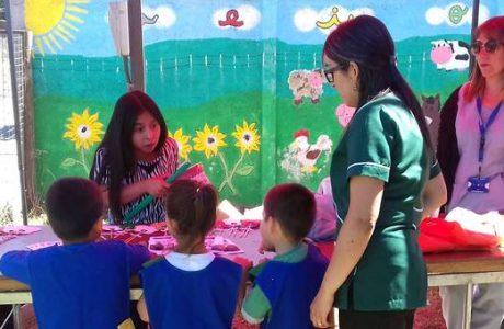 CESFAM Nororiente lleva promoción de salud a sus postas rurales