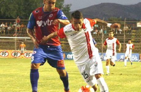 Deportes Iberia se llevó una valiosa victoria frente a Unión San Felipe