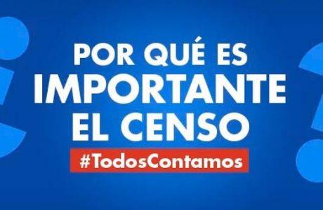 """""""Todos Contamos"""": Descubre cómo será el CENSO 2017"""