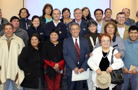 Seremi junto a directores del agro en Biobío participaron vía streaming en Cuenta Pública de la cartera