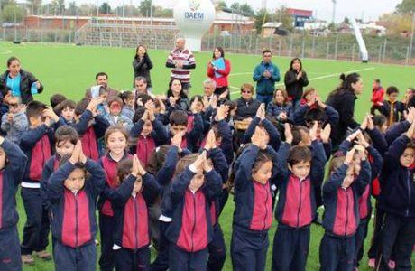 Programa ESPAS: Los más pequeños refuerzan estilos de vida saludable