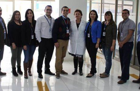 Servicio de Salud Biobío recibe Premio a la Gestión de Seguridad y Salud en el Trabajo