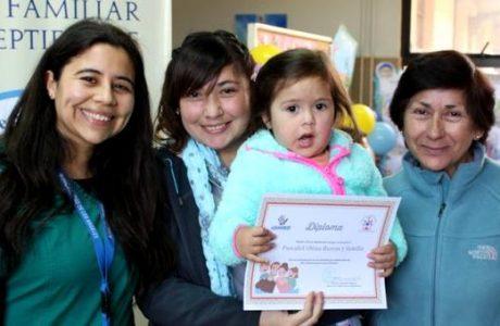 CESFAM Dos de Septiembre conmemoró el Día de la Familia