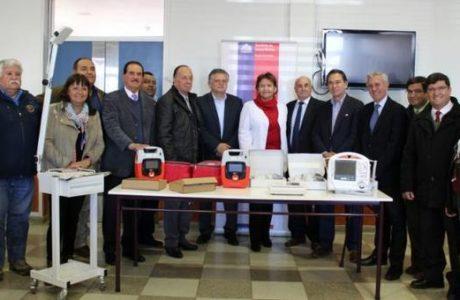 Cesfam Nororiente, Nuevo Horizonte y Dos de Septiembre reciben nuevo equipamiento