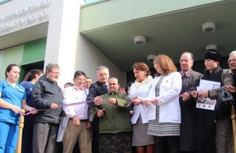 SAR Norte es inaugurado oficialmente por alcalde y subsecretaria de Redes Asistenciales