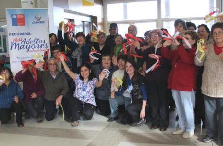 CESFAM Nuevo Horizonte honró a sus adultos mayores por día del no maltrato