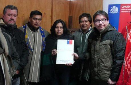 Gobierno de Chile restituye más de 3.500 hectáreas de territorio a la Comunidad de Cauñicú  en Alto Biobío