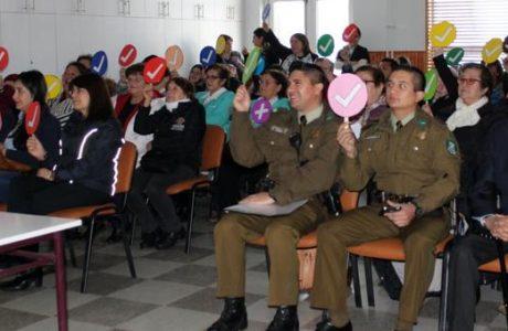 Empresa privada colabora con atención en terreno de CESFAM Nuevo Horizonte