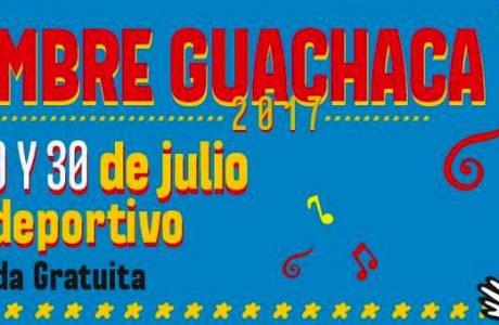Cumbre Guachaca 2017; 28, 29 y 30 de Julio en Polideportivo de Los Ángeles