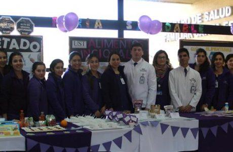 CESFAM Santa Fe refuerza educación nutricional de su población