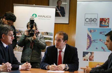 Autoridades firman protocolo de acuerdo Plan de Resiliencia Urbana Interfaz Rural