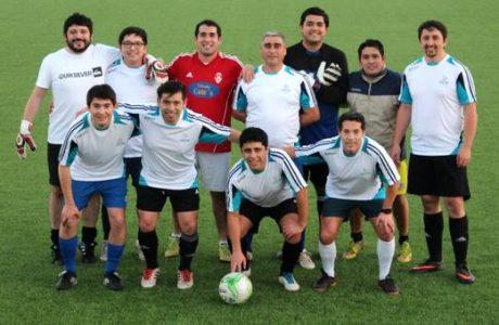 Los Ángeles participará en Campeonato de Fútbol Inter DAEM