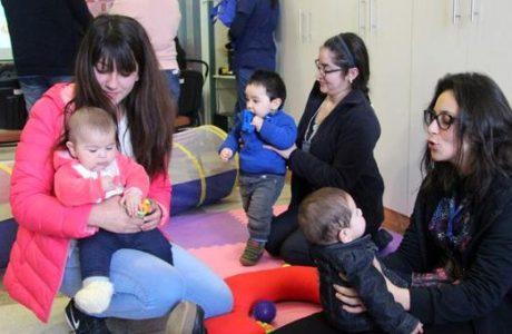 Festejan a niñas y niños con jornada de buen trato en CESFAM Nuevo Horizonte