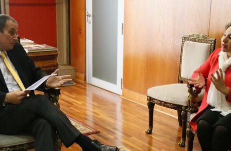 Valentina Medel asume como Seremi de la Mujer y la Equidad de Género